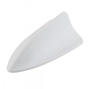 Balık Sırtı Jaws Köpek Balığı Süs Anten Beyaz YES050B