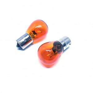 Super Light Sinyal Ampülü Turuncu BA15S/1156 2'li