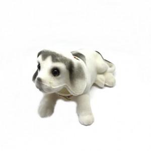 Kafa Sallayan Köpek Araç İçi Süs Beyaz