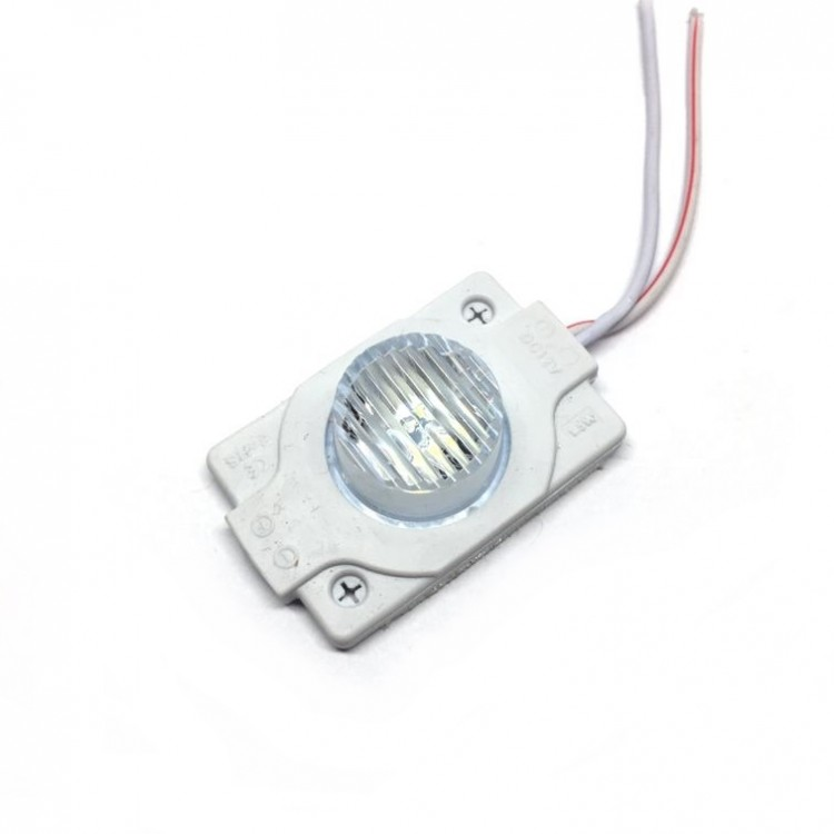 Power Led Modül Mercekli Tekli Led 1.5w 12 Volt Beyaz
