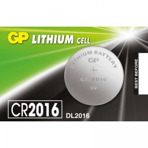 GP CR2016 3v Lityum Pil